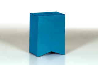 Box stool  by  Moustache