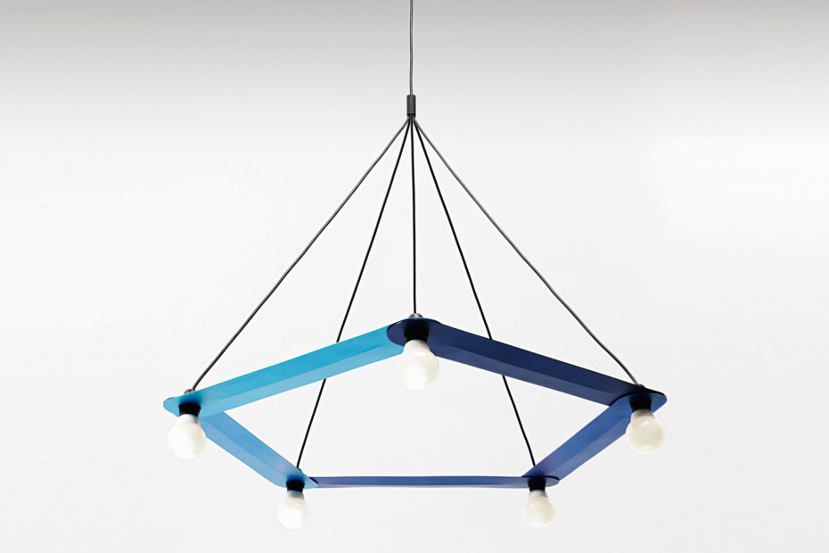 Link chandelier