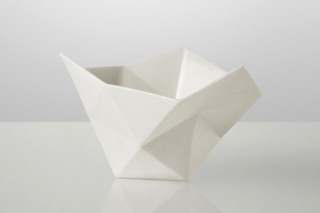 Crushed Bowl small  by  Muuto