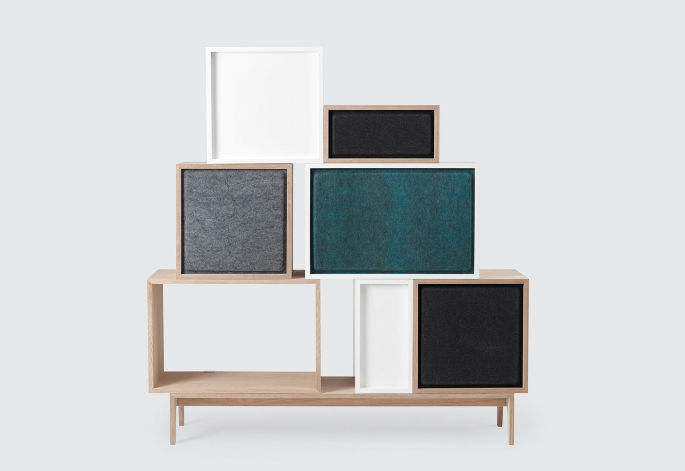 Stacked Shelf System By Muuto Stylepark