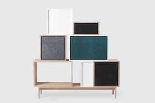 Stacked Shelf System  by  Muuto