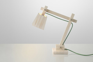 Wood Lamp  by  Muuto