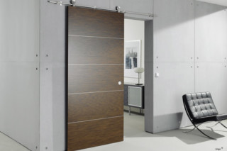 Supra Sliding Door System  by  MWE