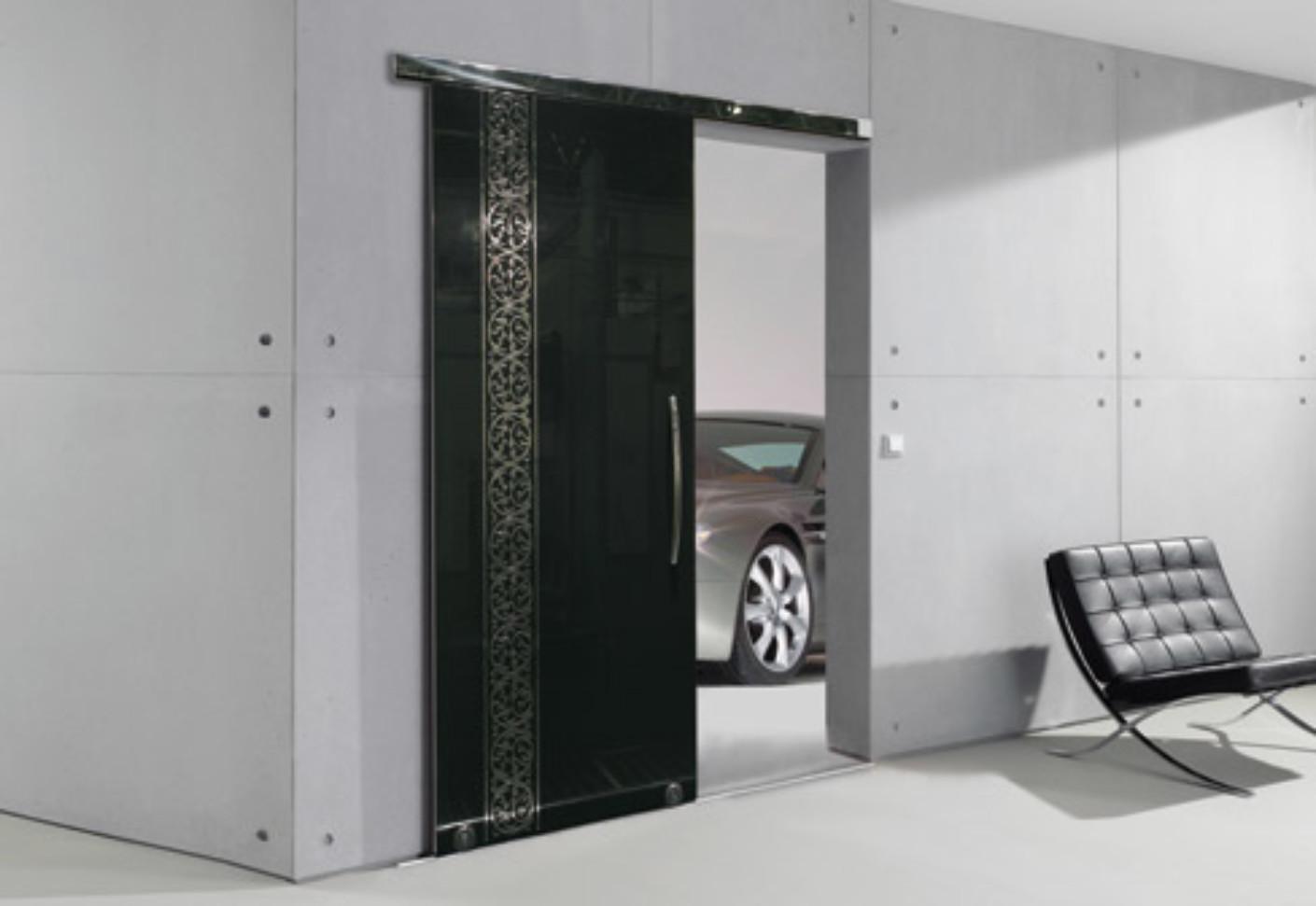 Terra h sliding door system by mwe stylepark for Sliding door for kitchen entrance