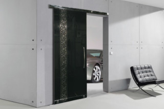 Terra H Sliding Door System  by  MWE