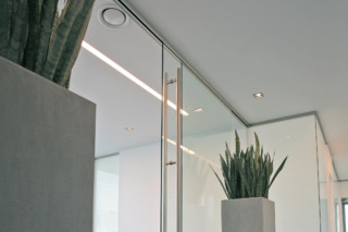 Terra Sliding Door System  by  MWE