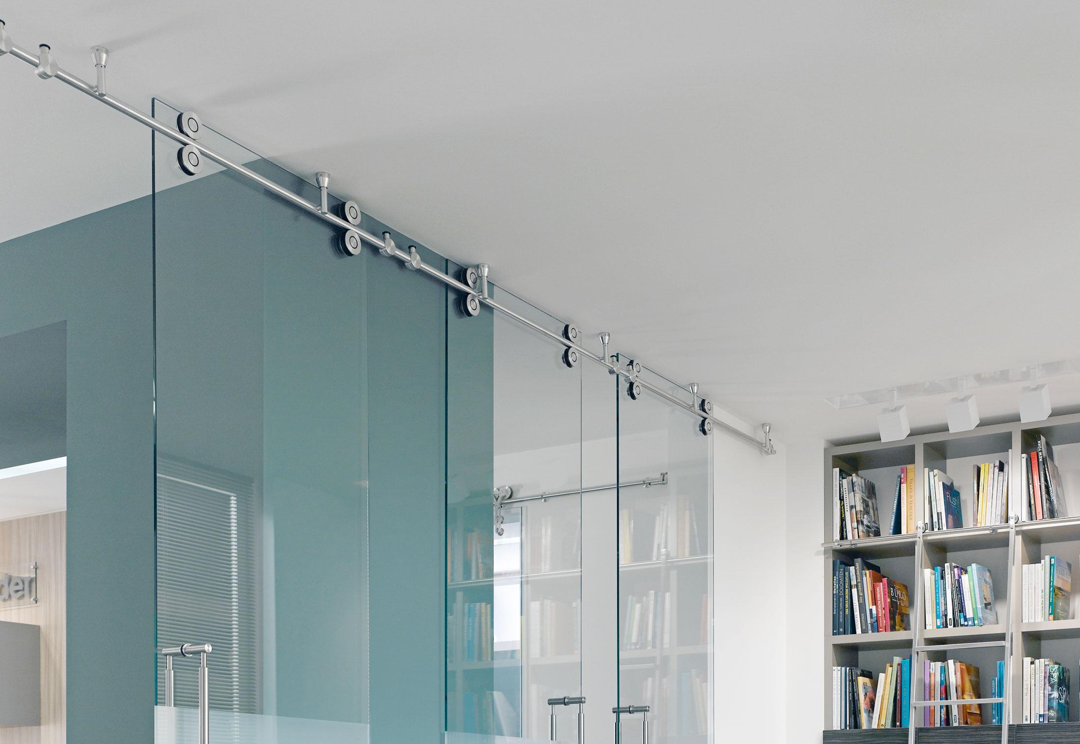 Twin Sliding Door System; Twin Sliding Door System ... & Twin Sliding Door System by MWE | STYLEPARK