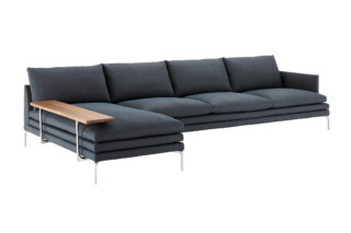 1330 WILLIAM corner sofa  by  Zanotta