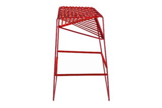 2288 TWIST BARSTOOL  by  Zanotta