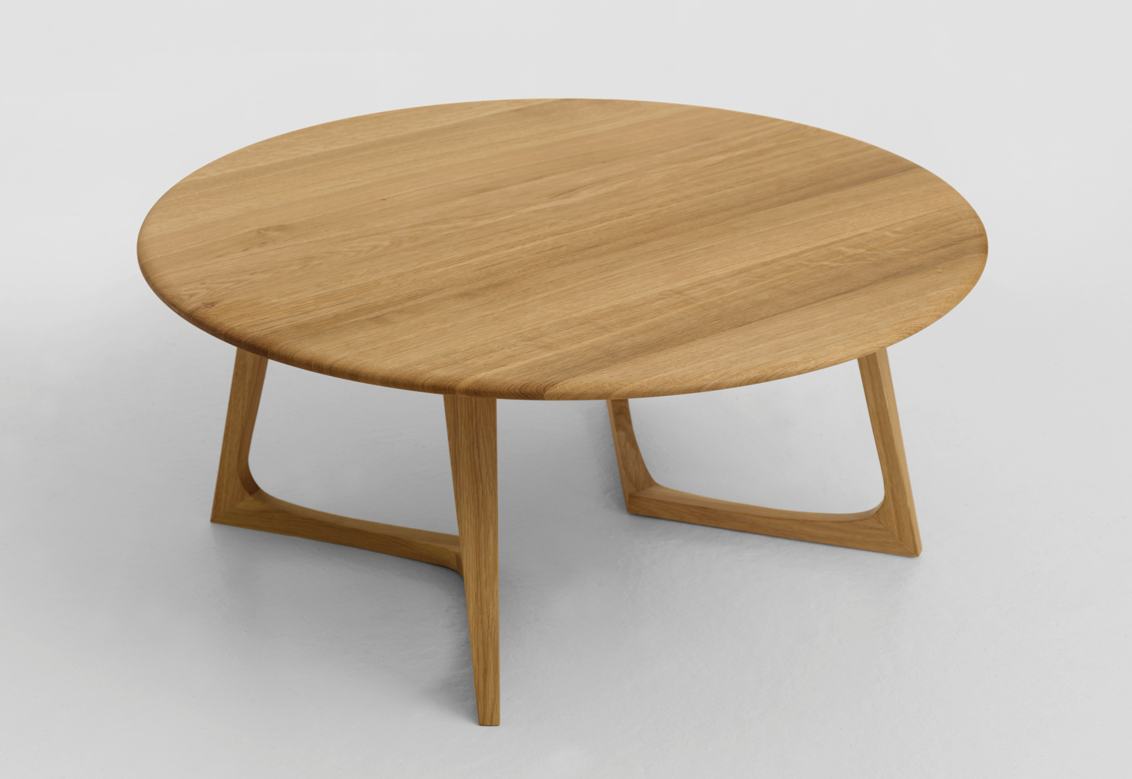 Twist coffee table by period of time stylepark for Sofatisch rund