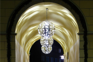 Camouflage outdoor lamp  by  Zero