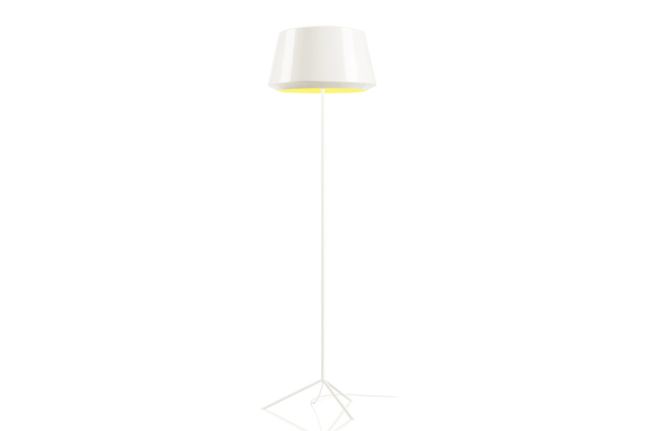 Can floor lamp