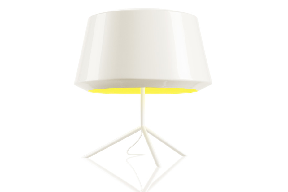 Can table lamp