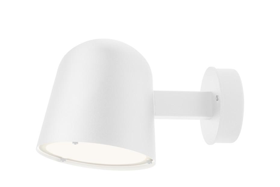 Convex wall lamp
