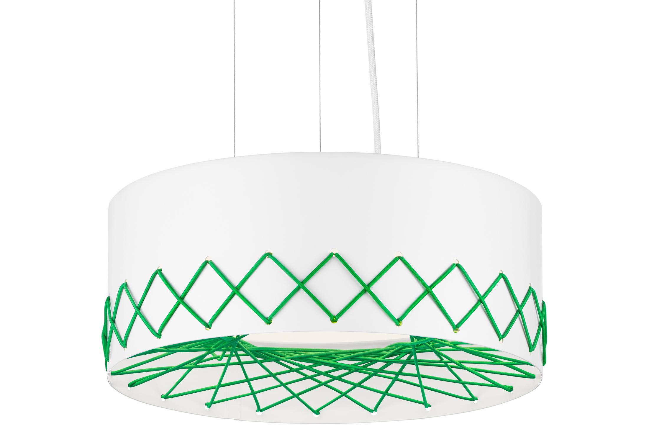 White Pendant Light Cord Cord Pendant By Zero Stylepark