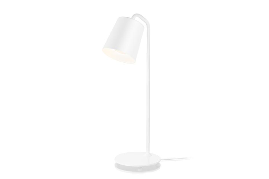 Hide table lamp
