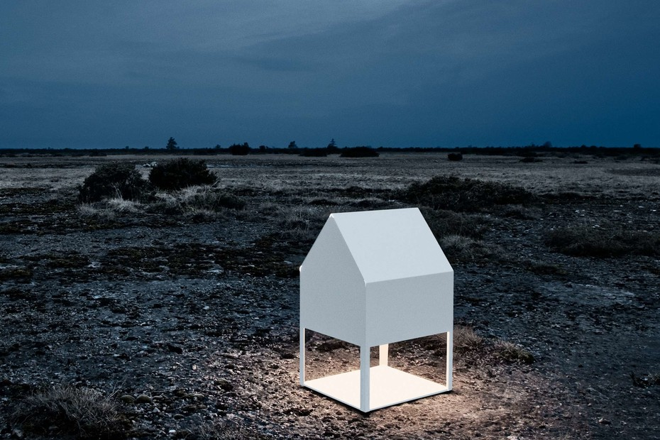 Lighthouse outdoor lamp