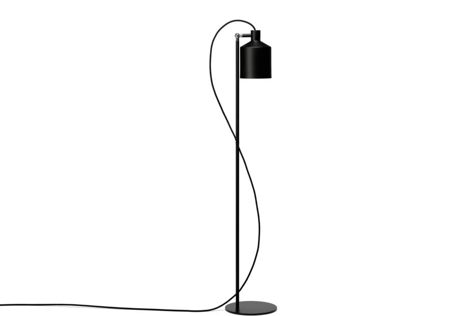 Silo floor lamp
