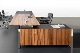 IXO Office corner combination  by  Zoom by Mobimex