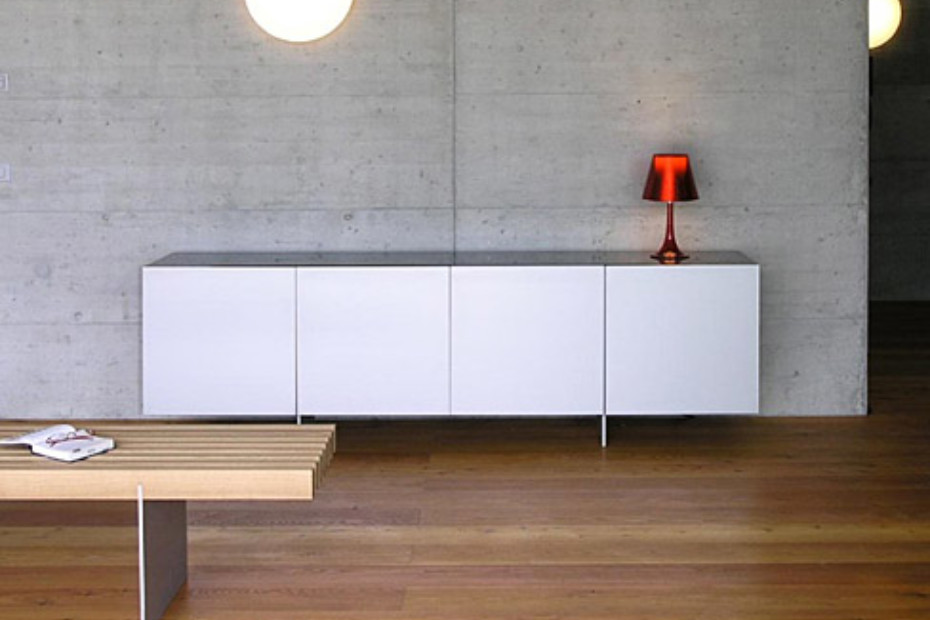 TIX sideboard