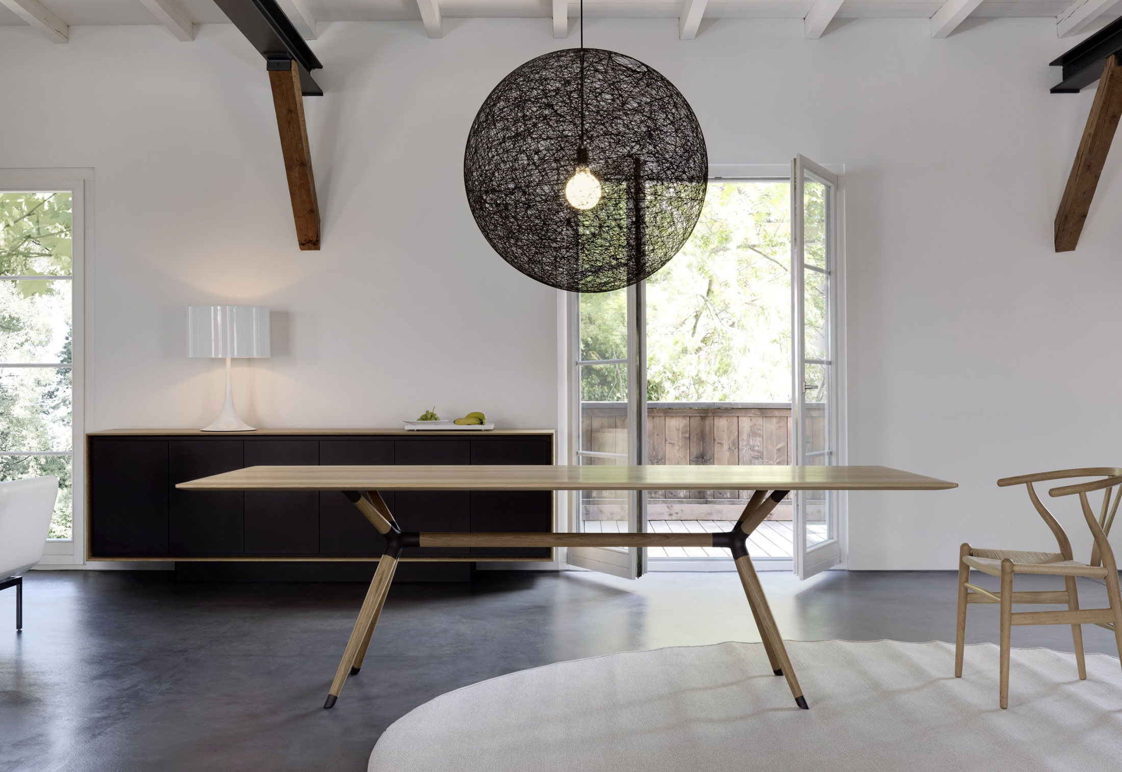 X2 Table By Zoom By Mobimex Stylepark