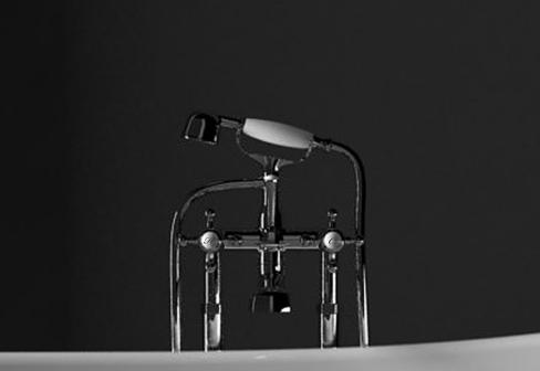 agor wannenarmatur freistehend von zucchetti stylepark. Black Bedroom Furniture Sets. Home Design Ideas