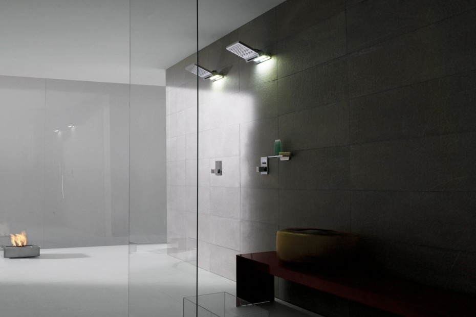 Faraway Shower Head