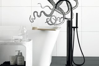 Isy Special Edition exposed bath-shower single lever mixer  by  Zucchetti