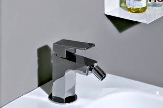 Jingle bidet mixer  by  Zucchetti