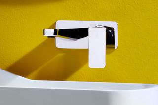 Jingle Einhebel-Waschtischmischer Wand  von  Zucchetti