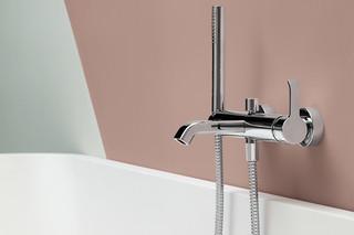 ON bath-shower mixer  by  Zucchetti