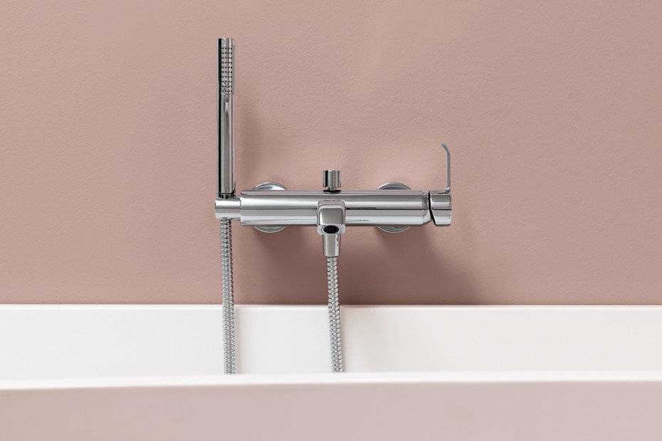 ON bath-shower mixer