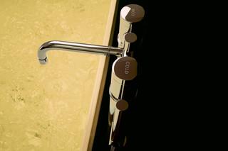 Savoy 2-hole bathtub  by  Zucchetti