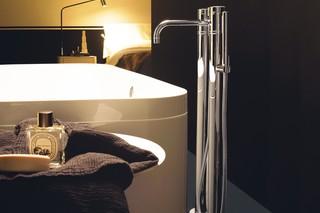 Savoy Freestanding bath-shower mixer  by  Zucchetti