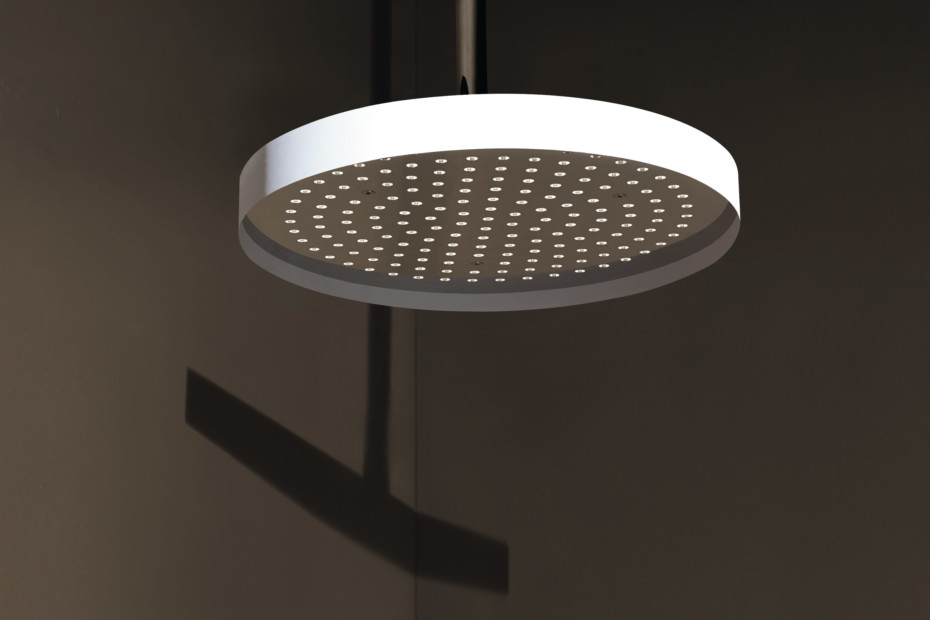 Shower head round