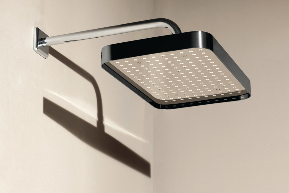Shower head square