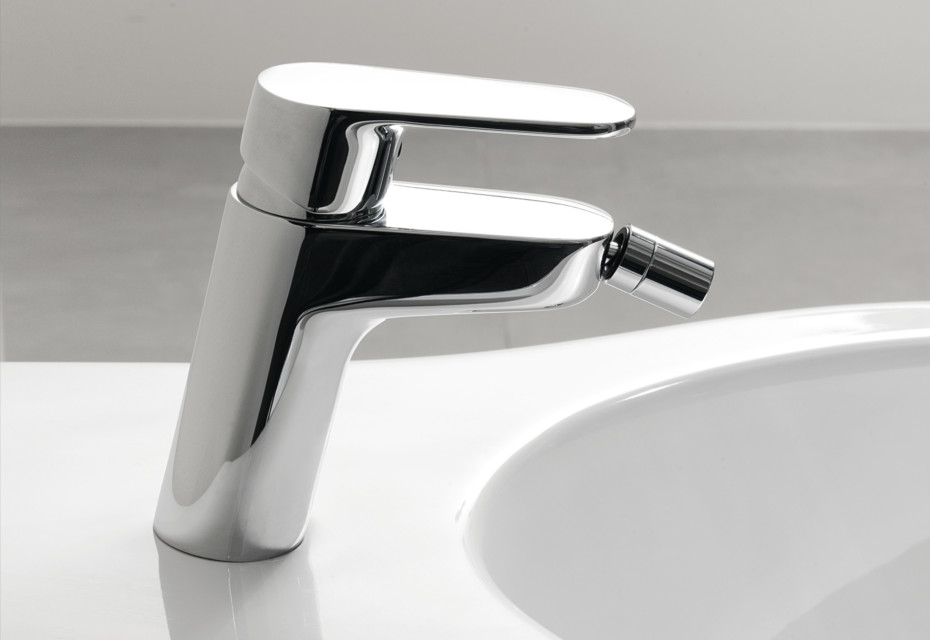 Sun bidet single lever mixer