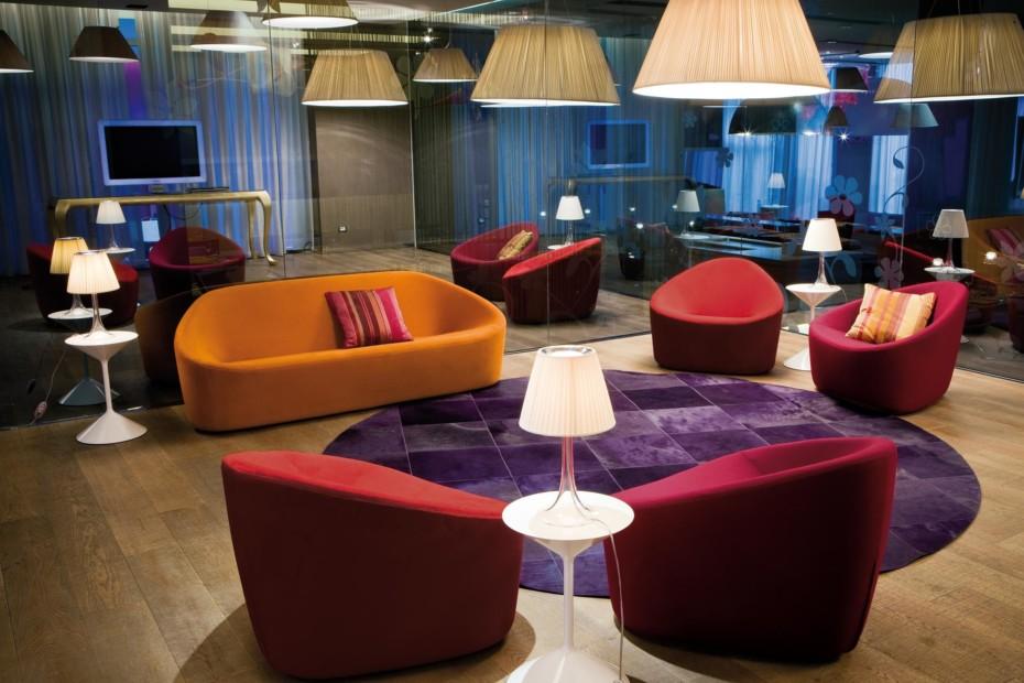 1010 CLUB Sofa