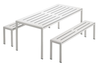 2571 SANMARCO bench  by  Zanotta