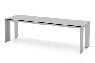 Deneb HPL coffee table / bench  by  STUA