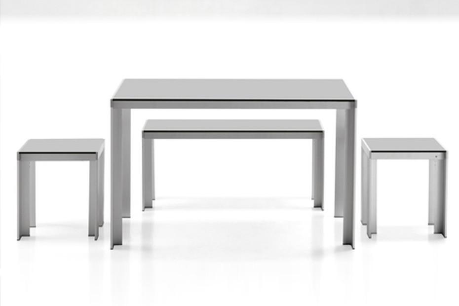 Deneb HPL coffee table / bench