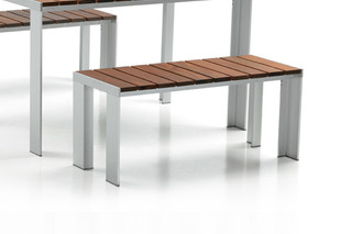 Deneb Teka bench  by  STUA