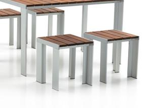 Deneb Teka stool  by  STUA