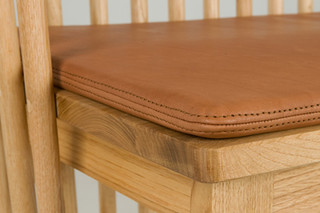 447 Leather seat pad  by  Studioilse