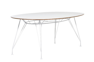 Desirée outdoor table  by  Swedese