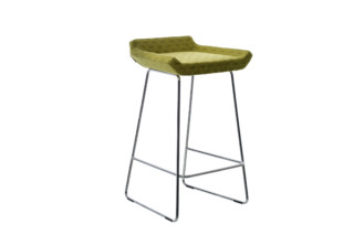Happy lower bar stool  by  Swedese