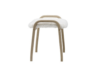 Lamino Foot stool  by  Swedese