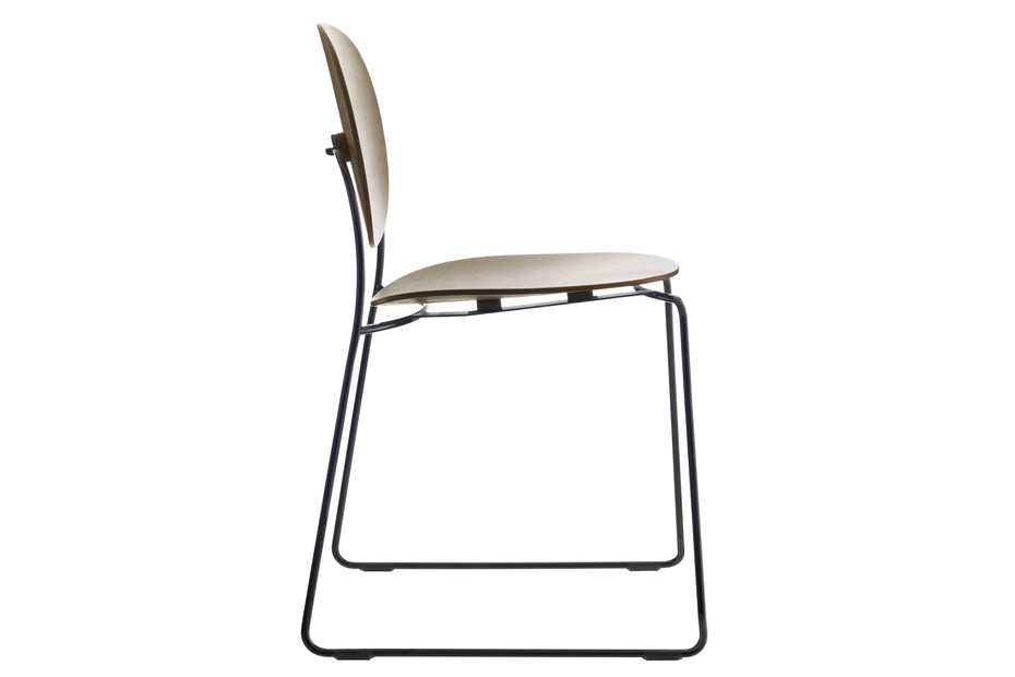 Olive stackable chair
