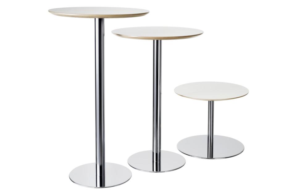 Open side table