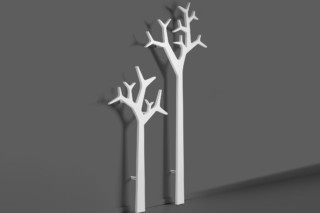 Tree wall mounted  by  Swedese